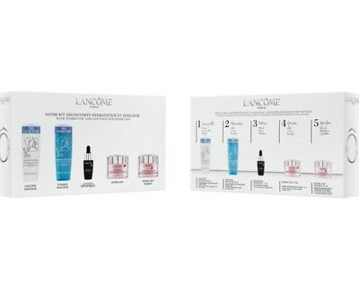 Lancome Hydra Zen Starter Kit/ Gift Set RRP £25, Contents Value £34 New