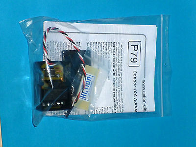 Action Electronics P79 10A Esc Electronic Speed Controller Brand New