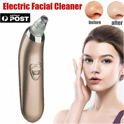 Electric Facial Pore Suction Cleaner Blackhead Removal Acne Pore Cleanser GT