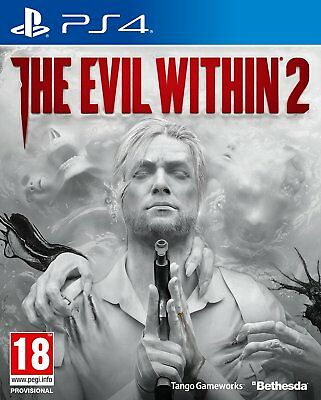 The Evil Within 2 (PS4)  BRAND NEW AND SEALED - IN STOCK - QUICK DISPATCH