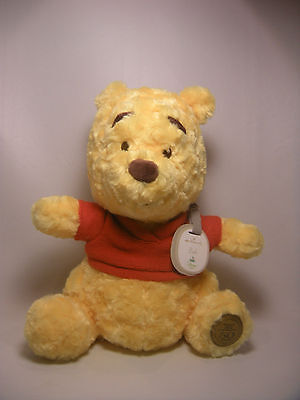 Winnie The Pooh Bear Disney Baby Hallmark Plush NWT New With Tags 50 years