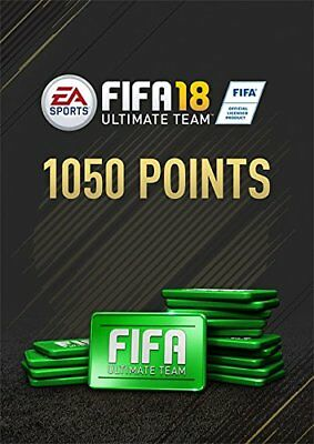 1050 FIFA 18 Points Pack - ORIGIN CD KEY - FOR PC - WORLWIDE