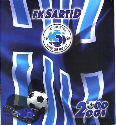 SARTID v Dundee (Inter Toto Cup) 2001/02