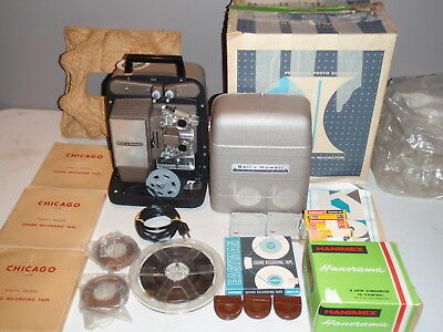 Vintage Bell & Howell 8mm Automatic Projector