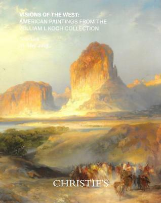 Christie's Western American Paintings Koch Collection Auction Catalog May 2015
