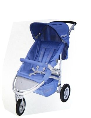 Red castle WHIZZ 100167 Kinderwagen Blau 3 rad , Sportwagen.