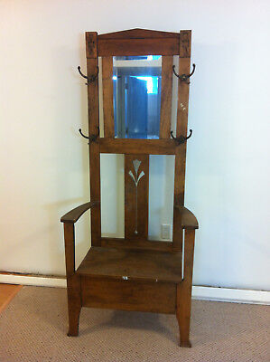 80 to 100 year old Coat & Hat Entrance Chair
