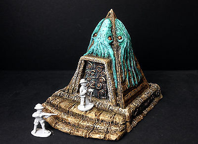 R'lyeh Mausoleum for Cthulhu Roleplaying and Wargames