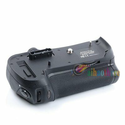 MB-D12 Vertical EN-EL15 Battery Grip Holder + Remote For Nikon D800 D800E D810