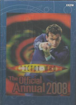 Doctor Who The Official Annual 2008 [Hardcover]