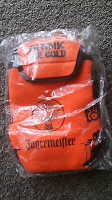 BRAND NEW Jagermeister Wetsuit cooler