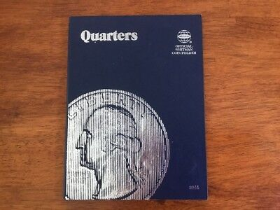 "Set of US ""Washington""  quarters. 1965 to 1998. In Whitman folder."