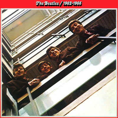 The Beatles - 1962-1966 (1993) 2CD Collection ft Love Me Do Yesterday Help!