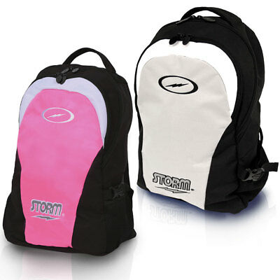 Bowling Ball Bag Rucksack Storm Back Pack Silver or Pink, Bowling Shoes