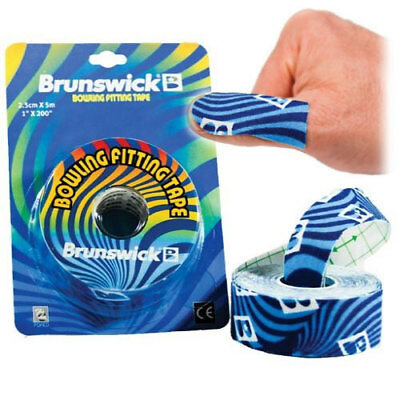 Brunswick ick Bowling Ball Fittting Tape,Skin protection,Patch,Thumb protection