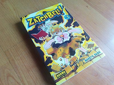 Comic Zatchbell nº 3