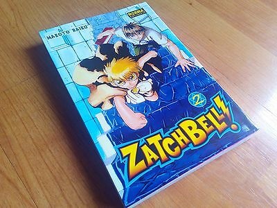 Comic Zatchbell nº2