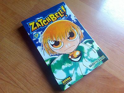 Comic Zatchbell nº9