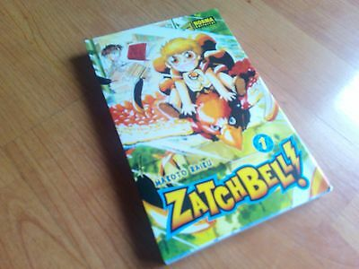 Comic Zatchbell nº1