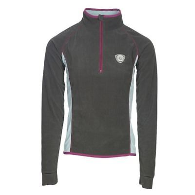 Horseware AW17 Fiona Half Zip Fleece - Pewter