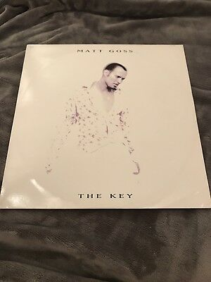 Matt Goss - The Key 12""