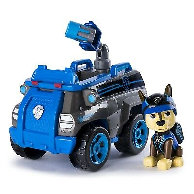 Paw Patrol Chase's Mission Police Rescue Cruiser