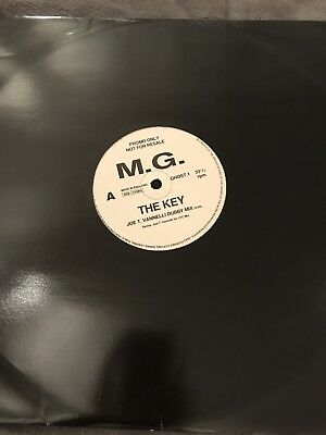 Matt Goss - The Key Promo 12""