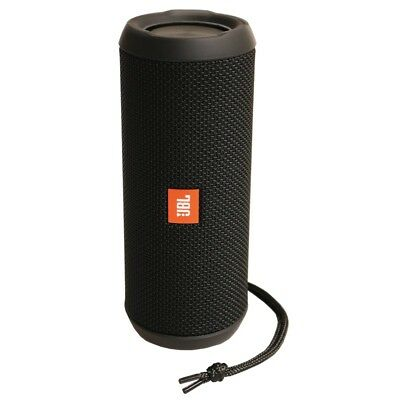 JBL Flip 3 black tragbarer Bluetooth Lautsprecher Soundbox spritzwasserfest WOW!