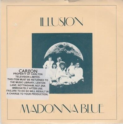 "Illusion ""Madonna Blue/Everywhere You Go"" Island 1978 7"" PS Renaissance"