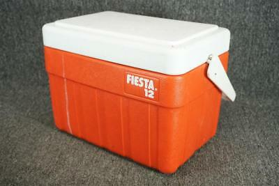 """Fiesta 12 14"""" X 10.5"""" Hard Sided Cooler Ice Chest"""