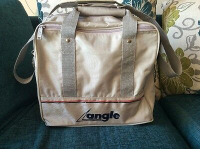 Angle Bowling Bag, Pre Owned, Ten Pin