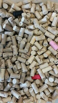 580 Synthetic Used Wine Corks, Free Shipping Wine Corks Bottle Stoppers Crafts
