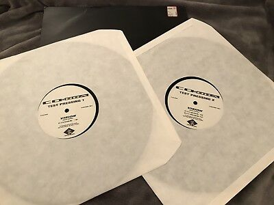 "Matt Goss Co*bra Cobra - Super Rare Promo Double 12"" Of 'Vision'"