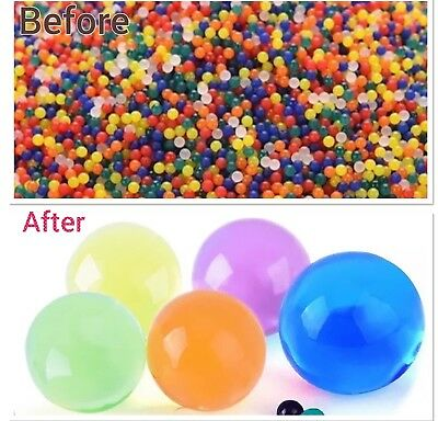 100000 Ultimate Fun Orbeez Water Crystals Expanding Magic Balls Option For Sizes