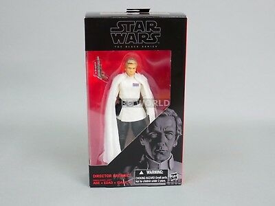 "Star Wars The Black Series DIRECTOR KRENNIC  6"" Action Figure"