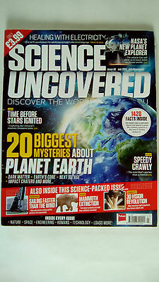 Science Uncovered Magazine - Issue 8 - July 2014