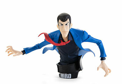 Lupin the Third Arsene Lupin Opening Vignette PVC Bust