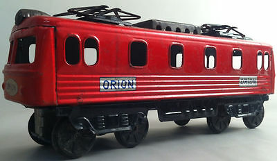Treno - Train - Orion Express - friction powered - made in Japan - con scatola