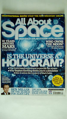 ALL ABOUT SPACE Magazine Number 49