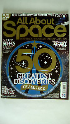ALL ABOUT SPACE Magazine Number 50
