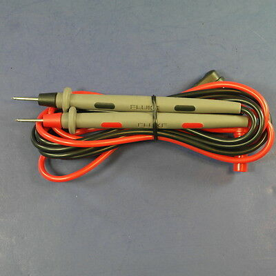 Brand New Authentic Fluke TL71 Hard Point Test Lead Probe Set
