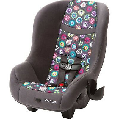 Cosco Scenera NEXT Convertible Car Seat Choose your Pattern Bloom