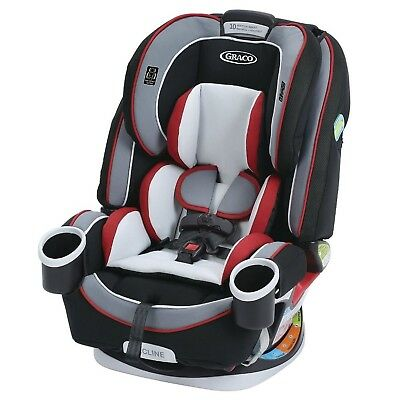 Graco 4Ever All-in-1 Convertible Car Seat Choose Your Pattern Cougar