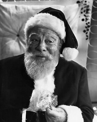 Reproduction 8X10 Photo Of  Edmund Gwenn (Miracle On 34Th Street)