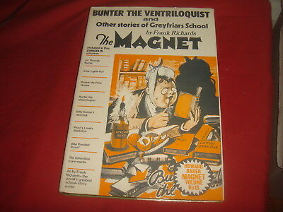 THE MAGNET LIBRARY #13 Billy Bunter The Ventriloquist Howard Baker HC