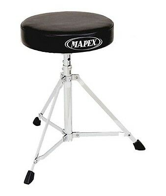 """Mapex 12"""" Round Cushion Drum Throne Model T250A - Adjustable height - Portable"""