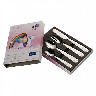 Lily in Magicland, Set 4 Posate Bimba, Acciaio, Villeroy & Boch