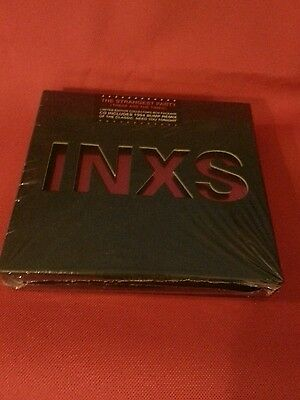 "INXS ""The Strangest Party"" S/S Ltd. Ed. Box incls. Bump Remix ""Need You Tonight"""