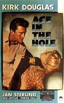 8 X 10 Reproduction Movie Poster Photo Of Ace In The Hole