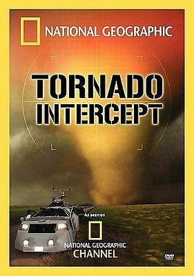 Tornado Intercept (DVD, 2006) National Geographic Groundbreaking one hour event
